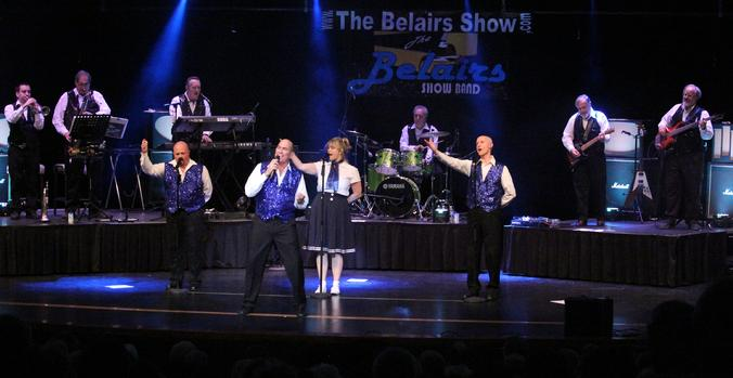 The Belairs Show Band Cincinnati OH